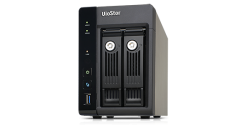 Видеорегистратор Qnap VS-2204 Pro+ 2-tray NVR w/o HDD, 4 channel (up to 12 chann..