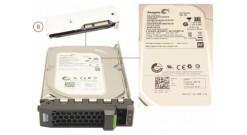 """Жесткий диск Fujitsu 1TB, SATA, 3.5"""""""" 6G 7.2K HOT PL ECO (S26361-F3951-L100)"""
