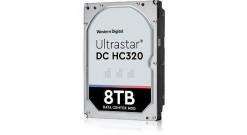"Жесткий диск HGST 8TB SAS 3.5"""" (HUS728T8TAL5204) Ultrastar 7K8 7200RPM 12GB/S 256MB"