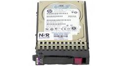 "Жесткий диск HPE 600GB 2.5"""" (SFF) SAS 10K Proliant DL/ML series 7G (581311-001)"