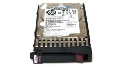 """Жесткий диск HPE 600GB 2.5"""""""" (SFF) SAS 10K 6G (for EVA M6625 enclosure) analog 613922-001, Replacement for AW611A, AW611AR"""