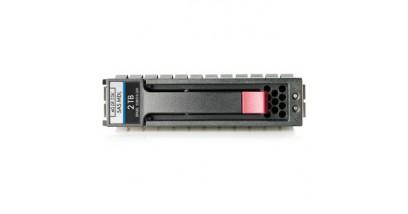 Жесткий диск HP 2TB 6G SAS 7.2K 3.5in MDL HDD (AW555A)