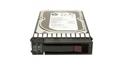 Жесткий диск HPE 3TB 3G SATA 7.2k 3.5in MDL HDD (628059-B21)