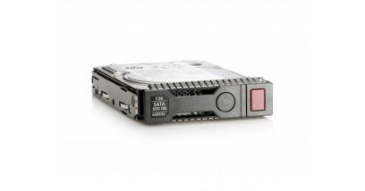 Жесткий диск HP 500GB 6G SATA 7.2k 3.5in SC MDL HDD (658071-B21)