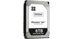 """Жесткий диск HGST 8TB SAS 3.5"""""""" (HUH721008AL5204) Ultrastar HE10 7200RPM 12GB/S 256MB"""