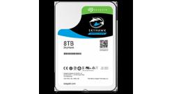"""Жесткий диск Seagate SATA 8TB 3.5"""""""" (ST8000VX0022) Skyhawk 7200rpm 256Mb"""