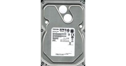 "Жесткий диск Toshiba SATA 2TB 3.5"""" (MK2002TSKB) (7200rpm) 64Mb"