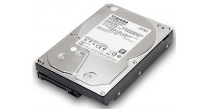 "Жесткий диск Toshiba SATA 3TB 3.5"""" (DT01ABA300V) 6Gb/s 5940rpm 32Mb"