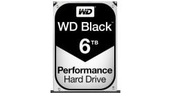 "Жесткий диск WD SATA 6TB WD6003FZBX Black 3.5"""""