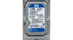 Жесткий диск WD SATA 1TB WD10EZEX Blue (7200rpm) 64Mb 3.5