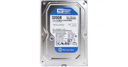 "Жесткий диск WD SATA 320GB WD3200AAKX Blue (7200rpm) 16Mb 3.5"""""