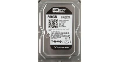 """Жесткий диск WD SATA 500GB WD5003AZEX Black (7200rpm) 64Mb 3.5"""""""""""