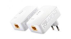 Сетевой адаптер PowerLine ZYXEL PLA4201V2 EE (X2) Ethernet..